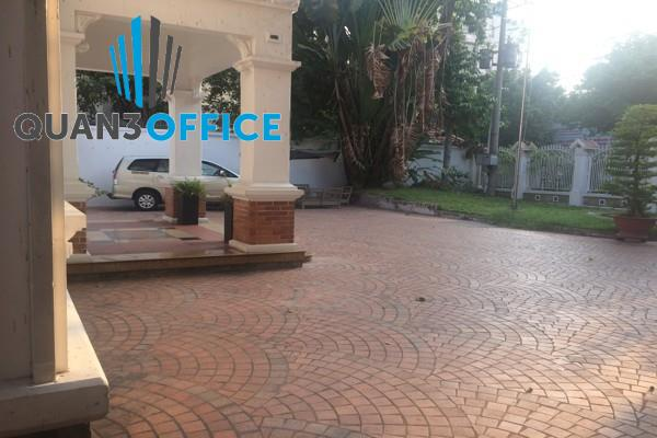 văn phòng cho thuê quận 3 - cao ốc HAWA