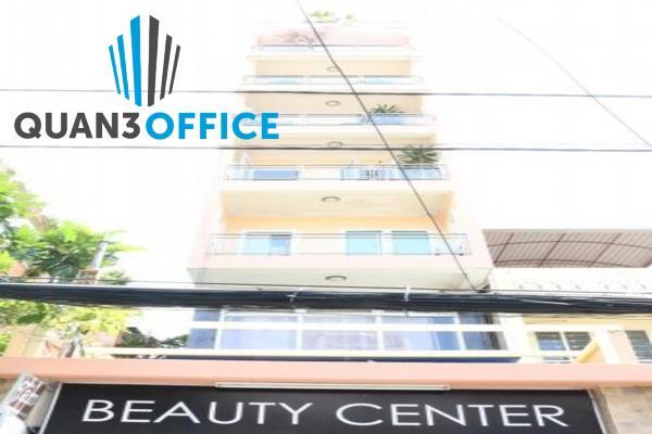 văn phòng cho thuê quận 3 - cao ốc HTC